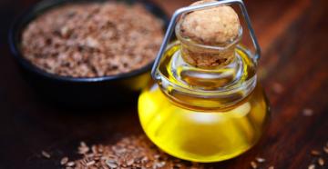 Применениельняного масла