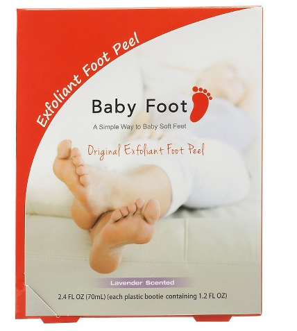 Baby Foot Peel Foot Mask