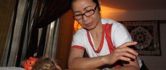 Как делается тайский массаж?