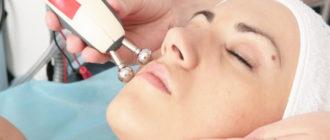 Как проходят косметическая процедура гальваническим током?